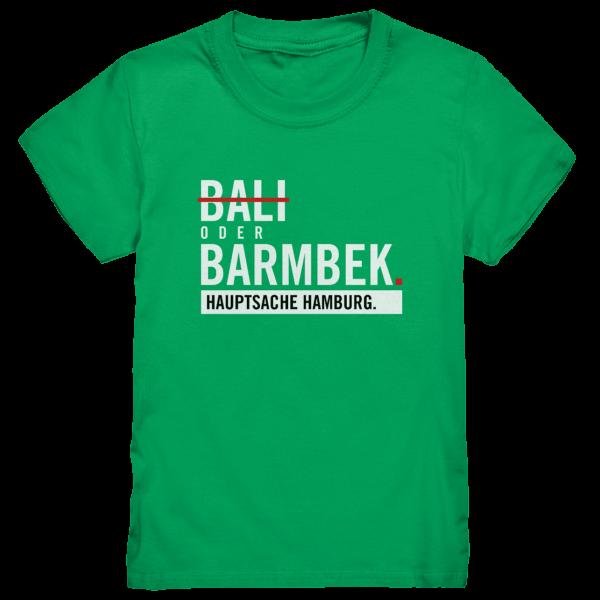 Grünes Barmbek Hamburg Shirt Kids