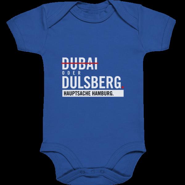 Blauer Dulsberg Hamburg Strampler