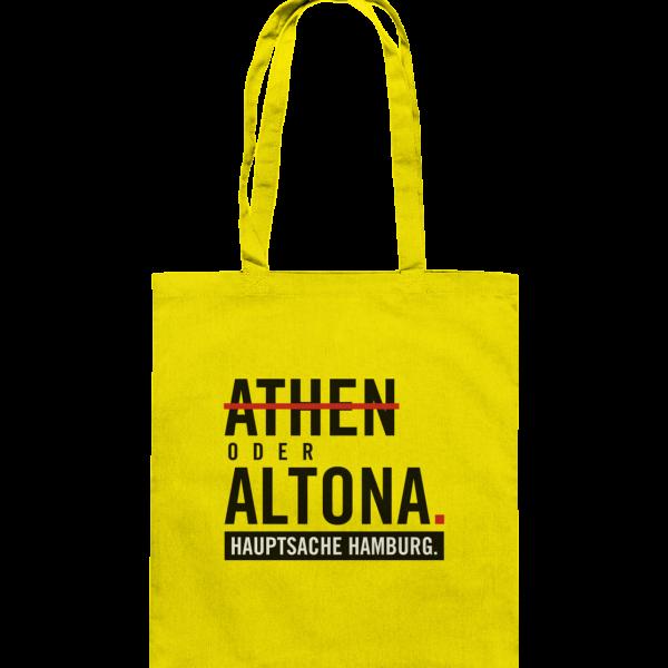 Gelbe Altona Hamburg Tasche