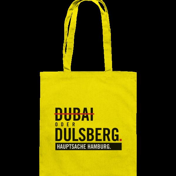 Gelber Dulsberg Hamburg Tasche
