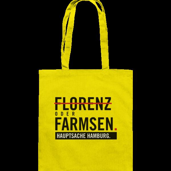 Gelbe Farmsen Hamburg Tasche