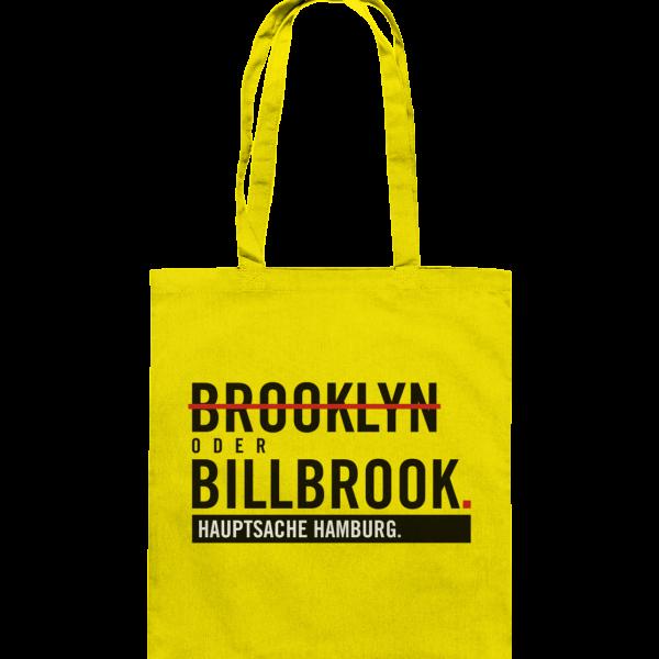 Gelbe Billbrook Hamburg Tasche