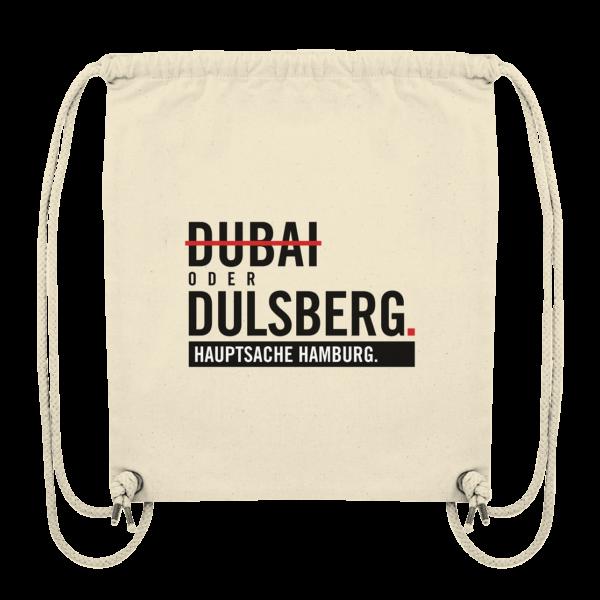 Beiger Dulsberg Hamburg Turnbeutel