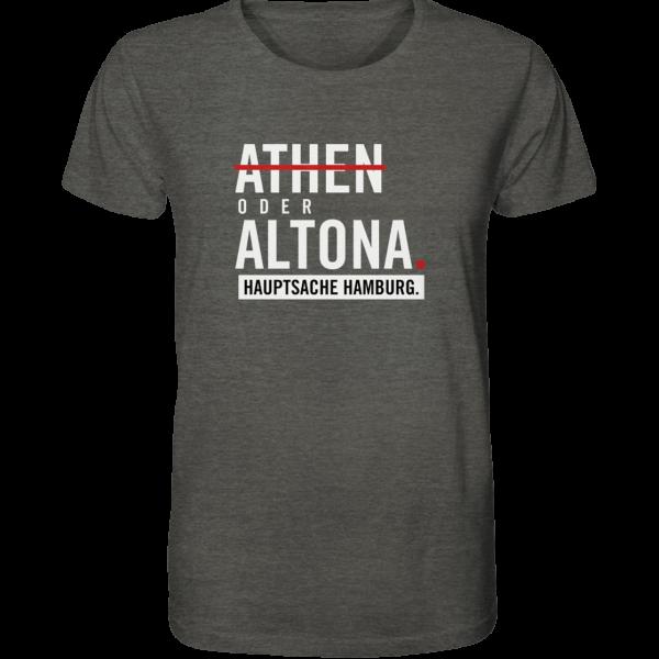 Dunkelgraues Altona Hamburg Shirt