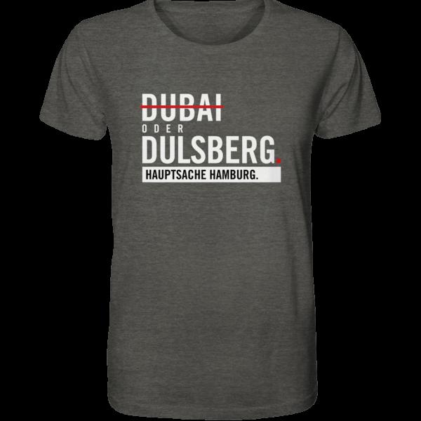 Dunkelgraues Dulsberg Hamburg Shirt