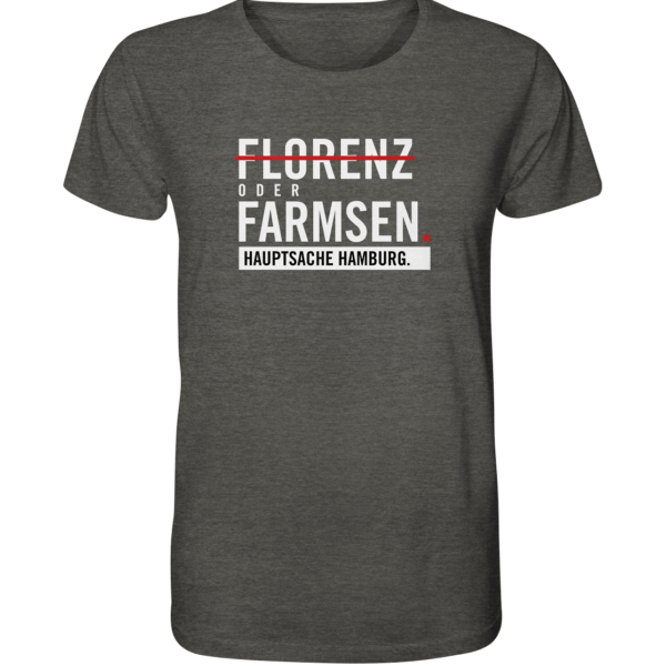 Dunkelgraues Farmsen Hamburg Shirt