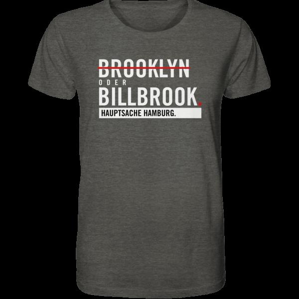 Dunkelgraues Billbrook Hamburg Shirt