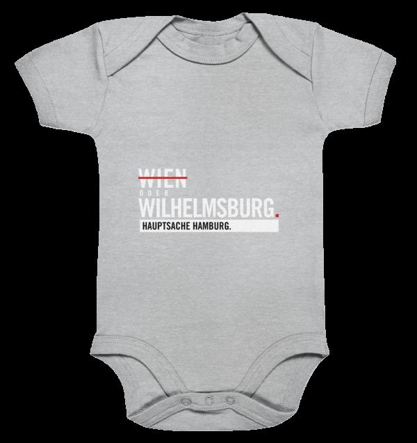 Grauer Wilhelmsburg Hamburg Strampler