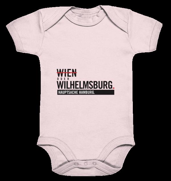 Pinker Wilhelmsburg Hamburg Strampler