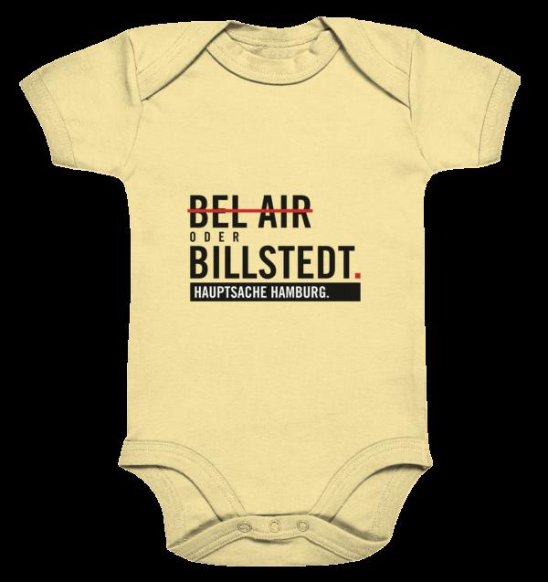 Gelber Billstedt Hamburg Strampler