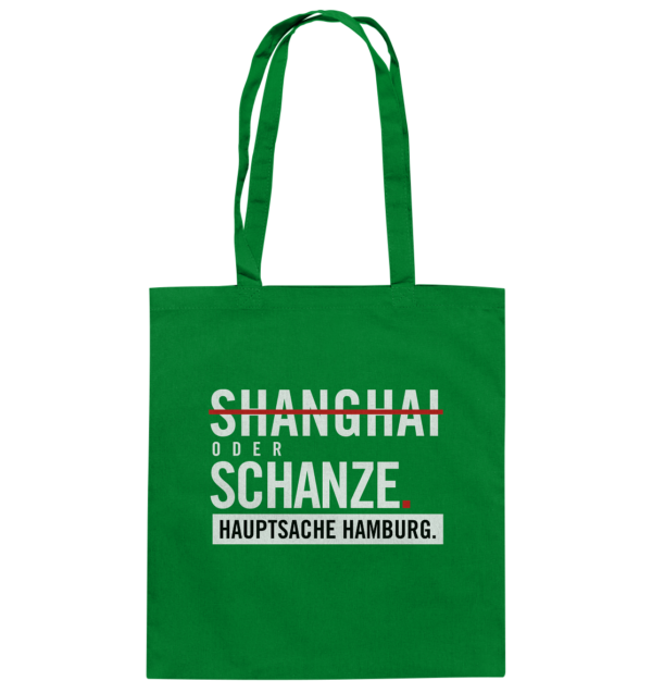 Grüne Sternschanze Hamburg Tasche