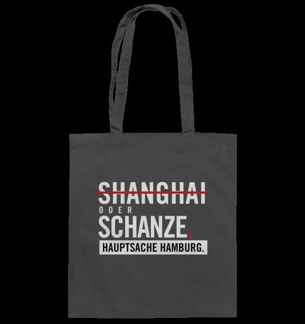 Dunkelgraue Sternschanze Hamburg Tasche