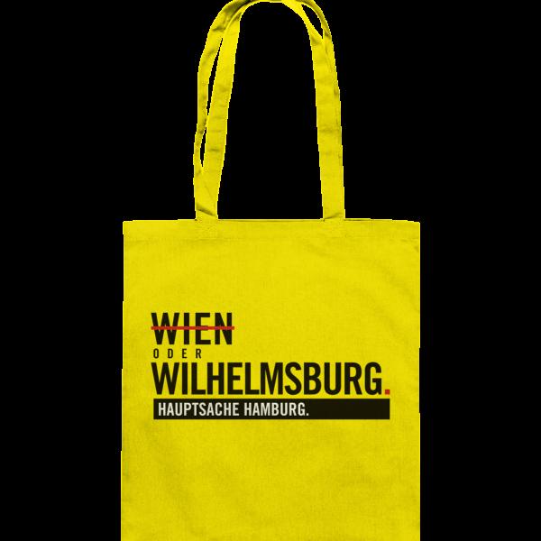 Gelbe Wilhelmsburg Hamburg Tasche