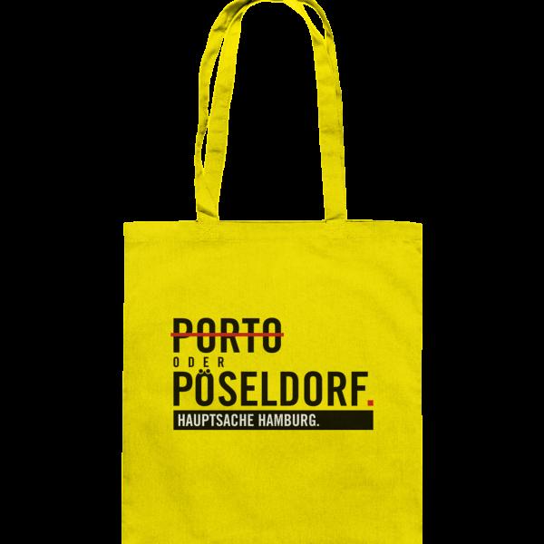 Gelbe Pöseldorf Hamburg Tasche