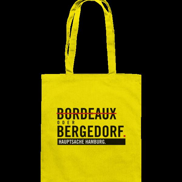 Gelbe Bergedorf Hamburg Tasche