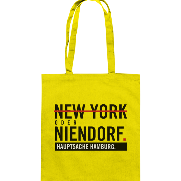 Gelbe Niendorf Hamburg Tasche
