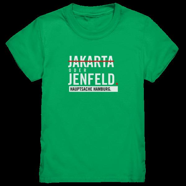 Grünes Jenfeld Hamburg Shirt Kids