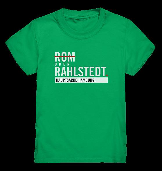Grünes Rahlstedt Hamburg Shirt Kinder