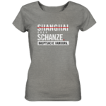 Dunkelgraues Sternschanze Hamburg Shirt Damen