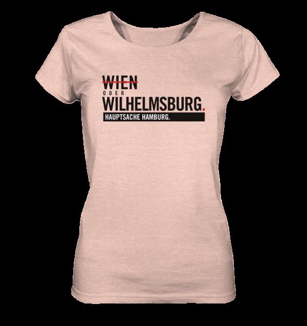 Rosa Wilhelmsburg Hamburg Shirt Damen