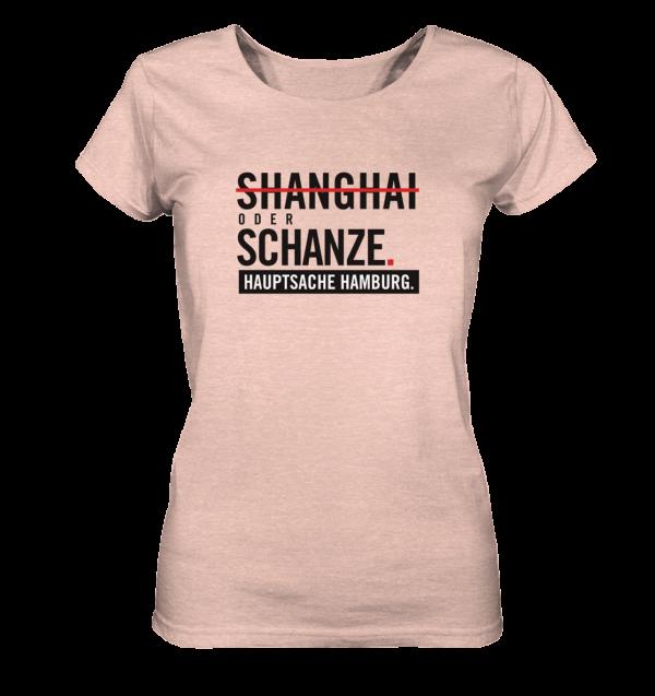 Rosa Sternschanze Hamburg Shirt Damen