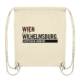 Beiger Wilhelmsburg Hamburg Turnbeutel