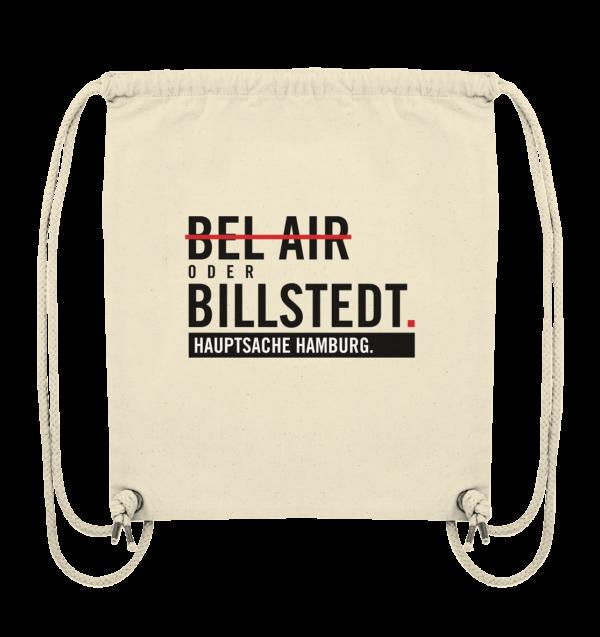 Beiger Billstedt Hamburg Turnbeutel