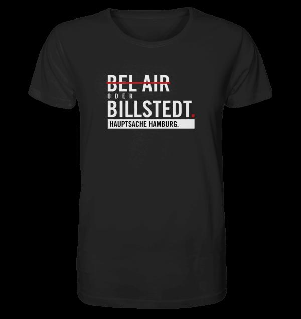 Schwarz Billstedt Hamburg Shirt Herren