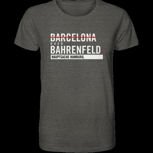 Dunkelgraues Bahrenfeld Hamburg Shirt