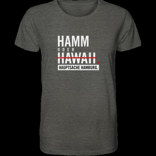 Dunkelgraues Hamm Hamburg Shirt