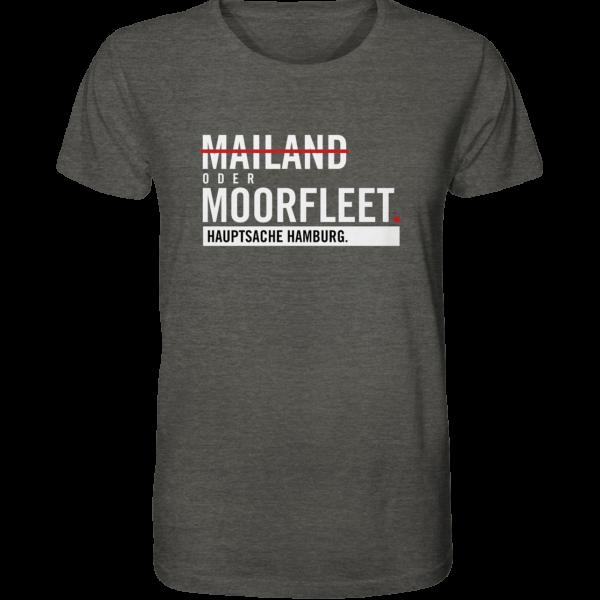 Dunkelgraues Moorfleet Hamburg Shirt