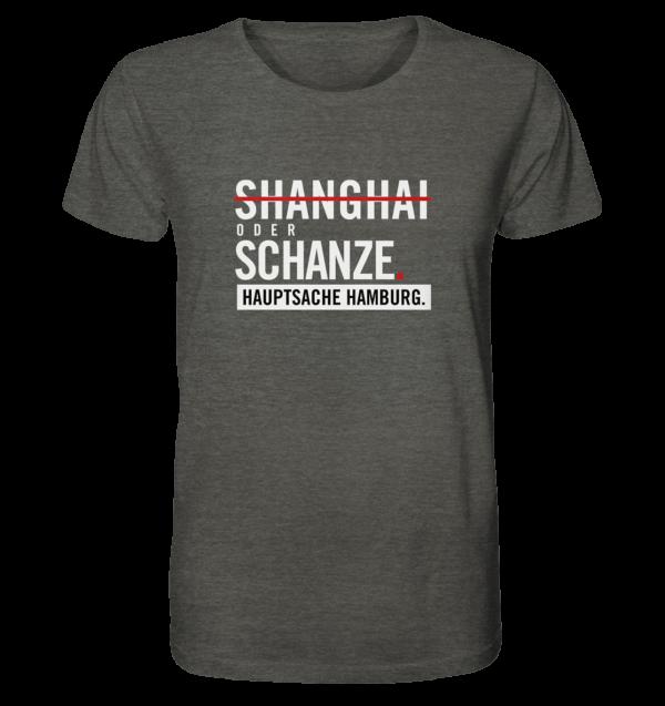 Dunkelgraues Sternschanze Hamburg Shirt