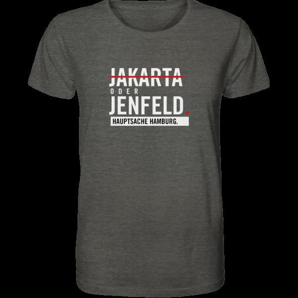 Dunkelgraues Jenfeld Hamburg Shirt