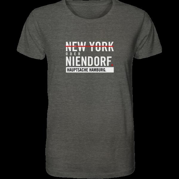 Dunkelgraues Niendorf Hamburg Shirt