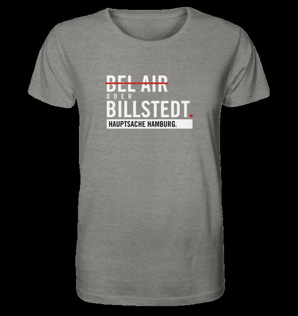 Hellgraues Billstedt Hamburg Shirt