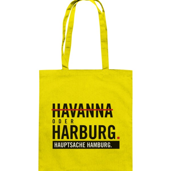Gelbe Harburg Hamburg Tasche
