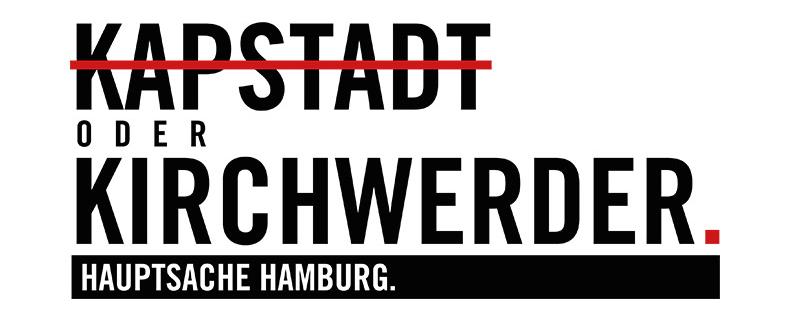 KIRCHWERDER |Hauptsache Hamburg