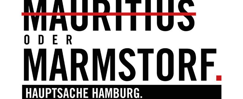 MARMSTORF |Hauptsache Hamburg