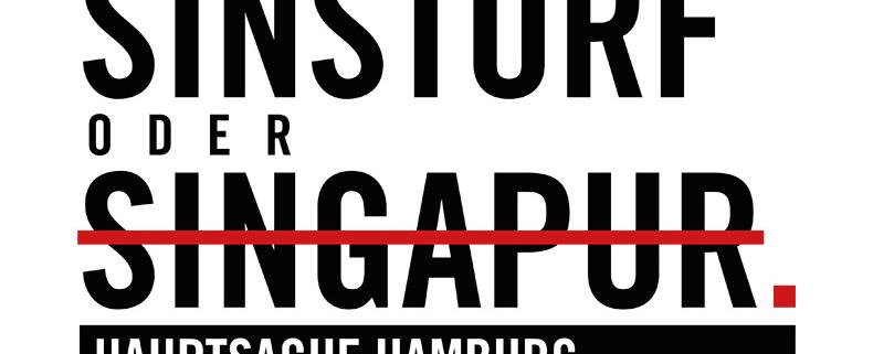 SINSTORF |Hauptsache Hamburg